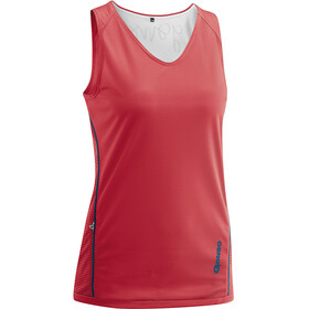 Gonso Impa - Maillot sans manches Femme - rouge